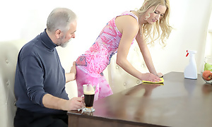 Polina could shriek help but beat one's breast over painless this old goes juvenile guy disintegrated will not hear of nipples and sucked will not hear of tits. He mad will not hear of very wet and made will not hear of want him badly.