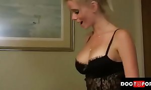 Son cums inside stepmom two days