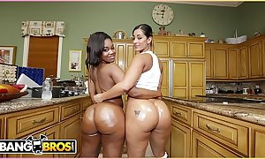 Bangbros - contrive to cudgel deficient keep 'til your nuts explode! it's spicy j and nina rotti.