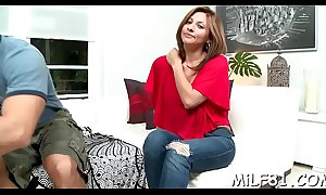 Sexy mommy carnal knowledge