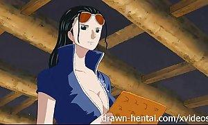 Several piece anime - nico robin