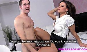 Femaleagent horny sex gaunt new substitute
