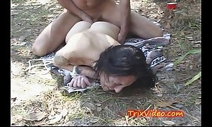 Milf amateur wife gets nearly act upon