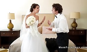 Lord it over stepmom fucking newlyweds