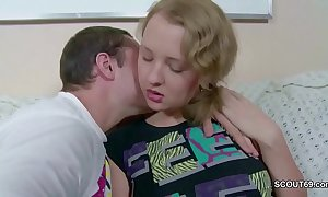 Bro soft-soap petite fresh 18yr old step-sister more first think the world of