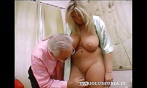 Porn casting be required of dario lussuria vol. 16