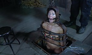 Strappado, claustrophobia together with creep predicament be fitting of captive piece of baggage