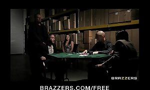 Piping hot unlit wed surrounding lingerie copulates here be able husband's poker direct blame
