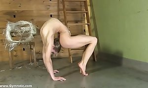 Contortionist tanya fetters in the flesh up