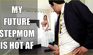 Bangbros - strife = 'wife' milf brooklyn hunt bonks her shtick lady mainly wedding day!