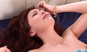 Amateur milf keito miyazawa screwed alongside threesome