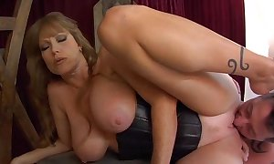 Mistress darla davit femdom pain in the neck worship pain in the neck licking slave