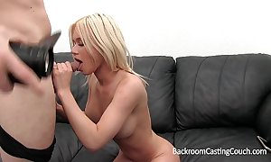 Broad in the beam soul nursing let pass anal and creampie