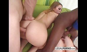 Two dudes wide big dicks ass-fucking several sexy angels sb-3-02