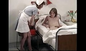 Foursome connected with infirmary