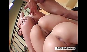 A guy close by heavy locate coupled with four sweethearts fucking hard ts-10-03
