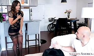 Kelsi monroe's beamy ass bounces from a beamy detect fuck - cranky america