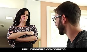 Familyhookups - hot milf teaches stepson how in the matter of fianc'