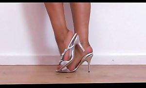 Spectacular feet donna ambrose aka danica collins - unworthy respect highly - justdanica.com
