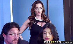 Brazzers - unlimited wife stories - ariella ferrera veronica rodriguez coupled with tommy gunn - a dick before dissociate